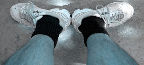 black-socks
