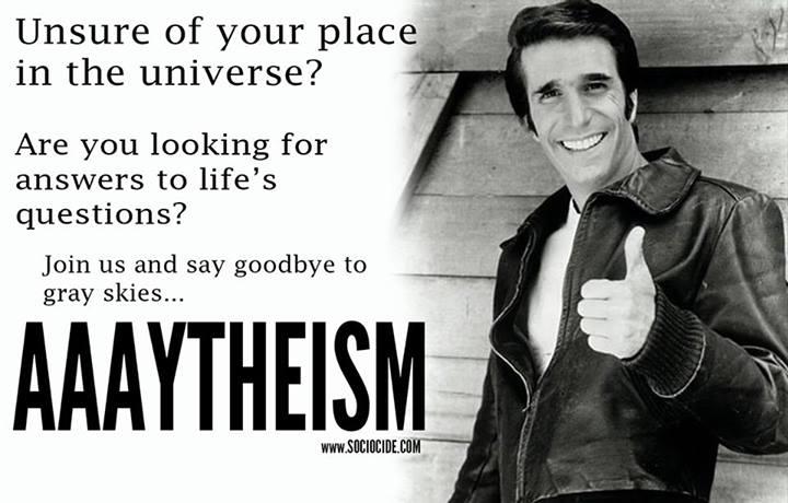 Aaaytheism