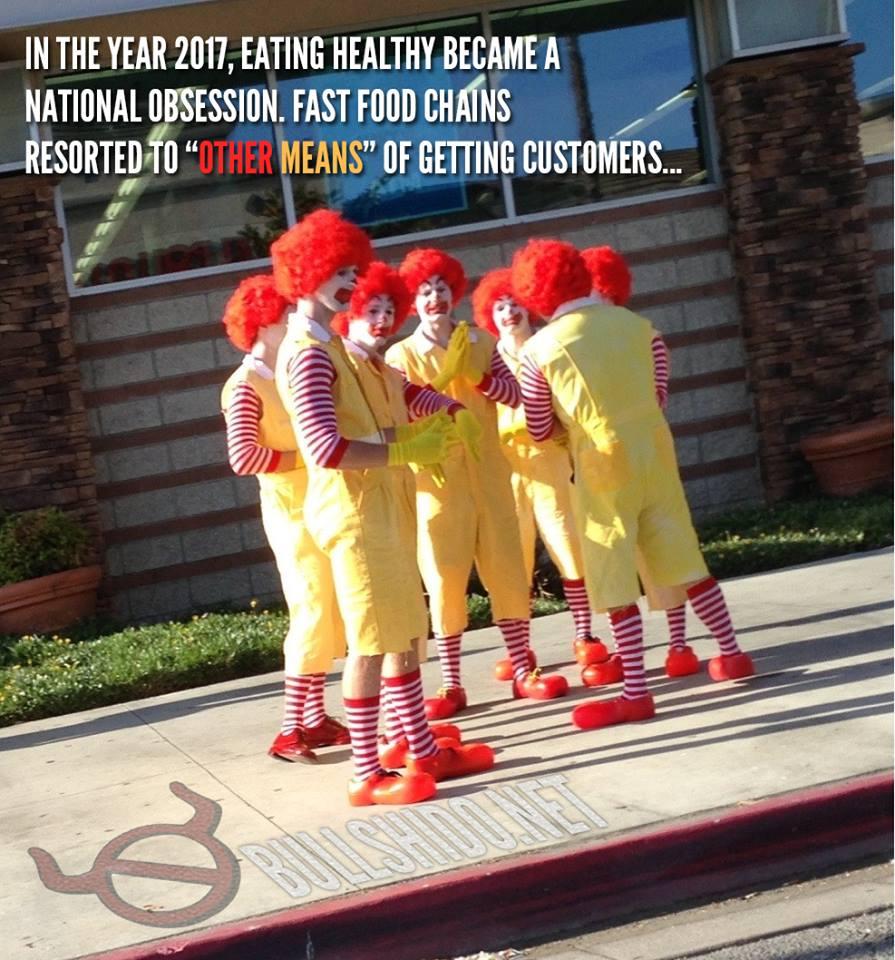 McDonalds in the Future